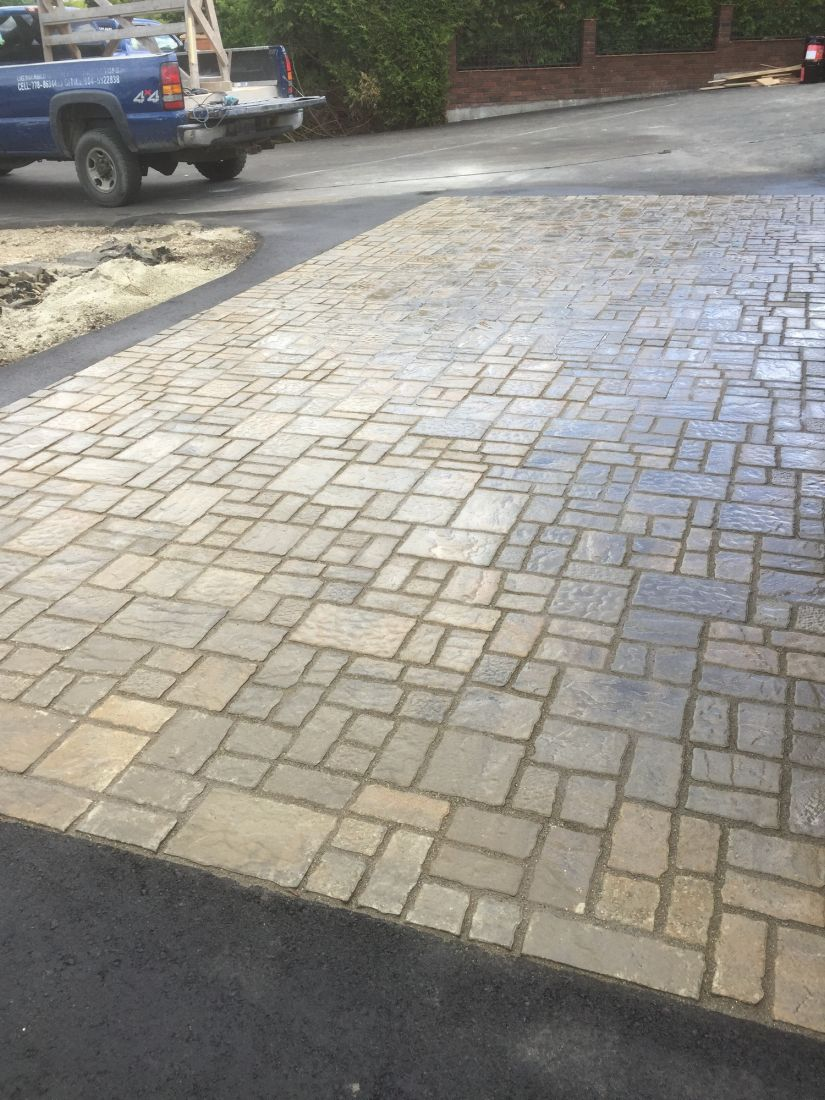 086-Sub Terra Pavers with Polymeric Sand