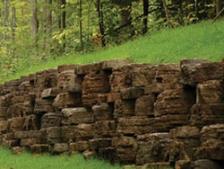 Retaining Walls: Outcropping