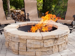 Fire Features: Fire Bowls and Tables